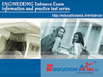 Engineering Entrance Exam information and practice test series