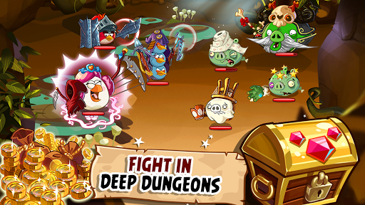Angry Birds Epic RPG screenshot 9