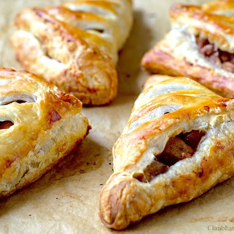 Apple-Walnut Hand Pies