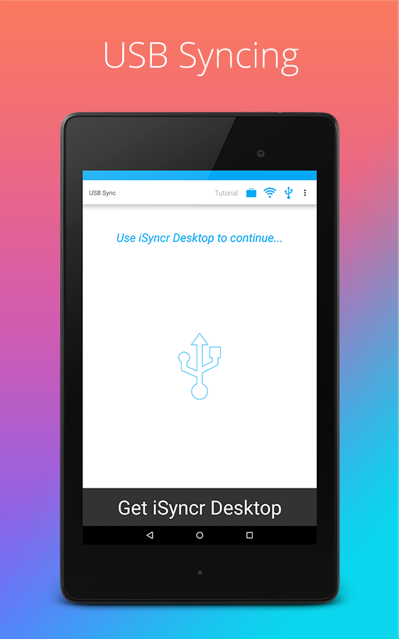 iSyncr for iTunes Screenshot 19