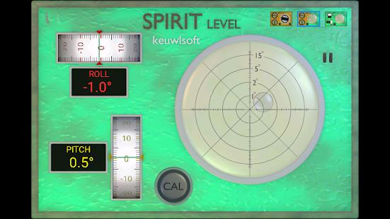 App Spirit Level 2.01 APK for iPhone