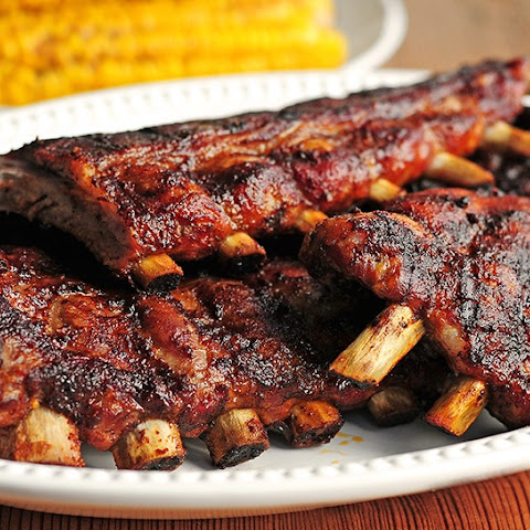 Chipotle Cinnamon Baby Back Ribs