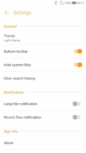 App File Manager APK for Windows Phone