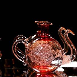 by Amit Baran Sen - Artistic Objects Glass
