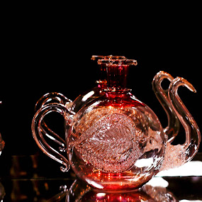 by Amit Baran Sen - Artistic Objects Glass