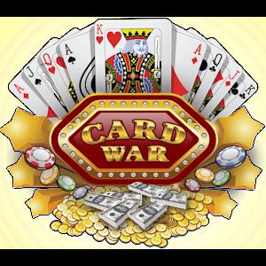 Cover art Card War