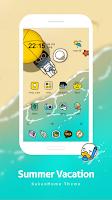 Screenshot of KakaoHome