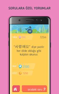 Game Bilgi Maratonu - Dünya Turu APK for Kindle