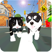 Download Kitten Cat Craft: Cat Vs Dog 2 APK for Android Kitkat