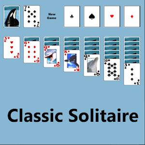 Solitaire Touch Icon
