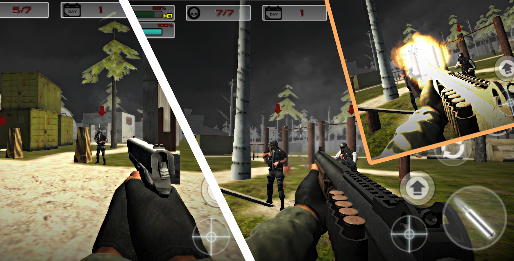 Commando Enemy lines 2 Screenshot 14