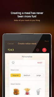 McDelivery- India West & South APK for Bluestacks