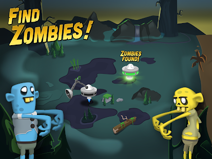APK Game Zombie Catchers for BB, BlackBerry