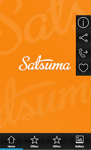 Satsuma - screenshot