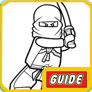 Draw Ninjago Lego Cartoon Free