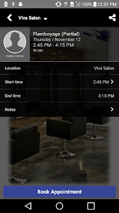 VIVA salon - 9037 Salon - screenshot