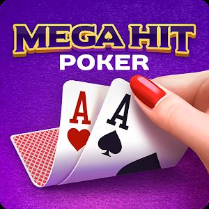 Mega Hit Poker: Texas Holdem massive tournament For PC / Windows 7/8/10 / Mac – Free Download