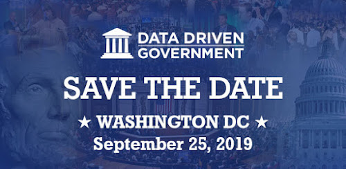 Data Driven Government Workshops Announced!