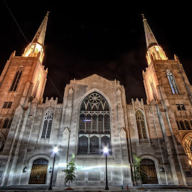 First Presbyterian by Ron Meyers - Buildings & Architecture Places of Worship