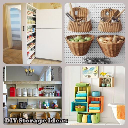 DIY Storage Ideas (app)