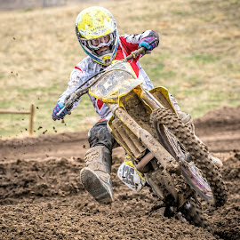 motocross by Thomas Dilworth - Sports & Fitness Motorsports ( 135, motocross, racing, moto, motorcycle )