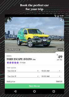 Turo - Rent Better Cars APK for Kindle Fire