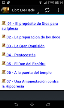 The Acts Of The Apostles APK