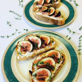 Prosciutto Fig Goat Cheese Appetizer Recipes