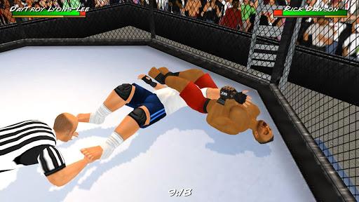 Wrestling Revolution 3D screenshot 11