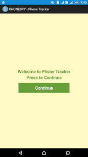 PHONESPY – Phone Tracker