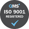 cms iso 9001 resigtered