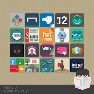 Tabloid Icon v2.1.1 APK