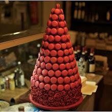 Group Macaron Tower Masterclass