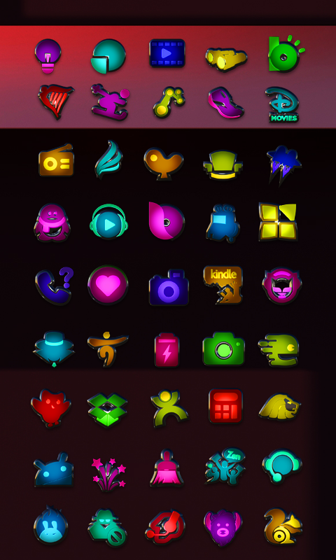 Omni Icon Pack Screenshot 4