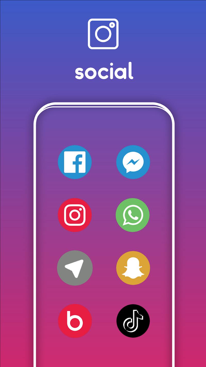 One UI Pixel - Icon Pack Screenshot 3