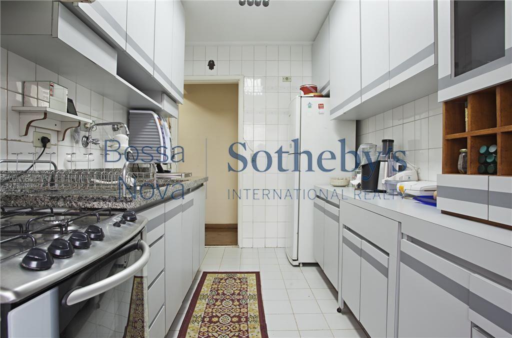 Cobertura residencial à venda, Pinheiros, São Paulo - CO0857.