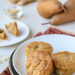 Healthy Pear Muffins Recipes