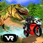 VR OffRoad Dino Bike Stunt Icon