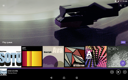Music APK for Ubuntu