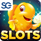 Download Gold Fish Casino Slot Machines APK to PC