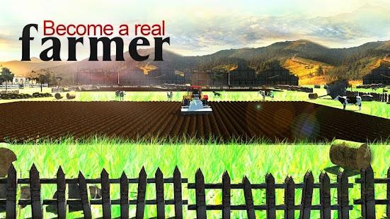 Harvesting 3D Farmer Simulator APK for Bluestacks