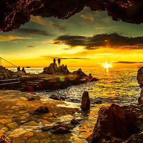 by Albin Bezjak - Landscapes Sunsets & Sunrises