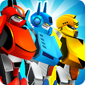 Automatrons: Shoot And Drive APK Icon