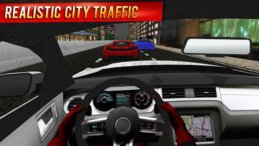 Car Driving 3D - Night Driving - screenshot