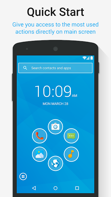 Smart Launcher 3 screenshots