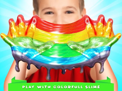 Six Gallon Slime Make And Play Fun Game Maker