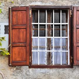 Okno 1 by Bojan Kolman - Buildings & Architecture Architectural Detail (  )