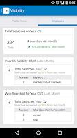 Screenshot of Bayt.com Job Search