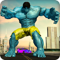 Monster Superhero City Battle