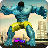 Download Full Monster Superhero City Battle 1.0 APK